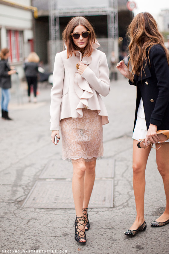 Olivia Palermo - StockholmStreetStyle
