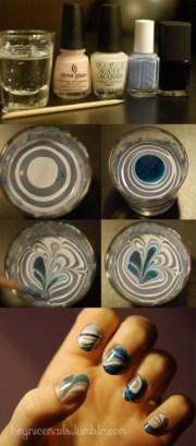 water marble tutorial. supplies