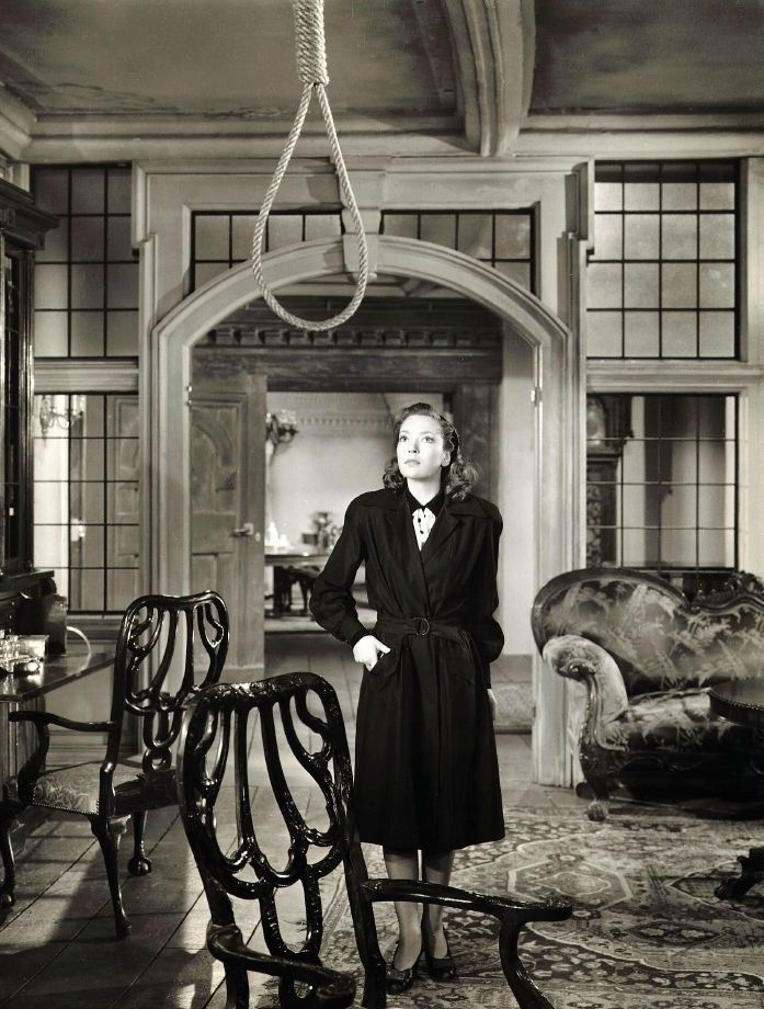 June Duprez in And Then There Were None 1945  Old