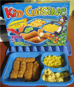 I'm Remembering!, Kid Cuisine Source Buzzfeed