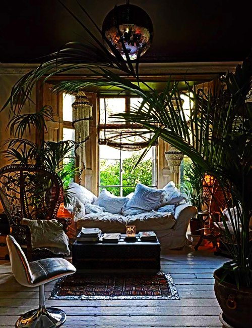 Thatbohemiangirl  My Bohemian Home  Living Rooms I Love