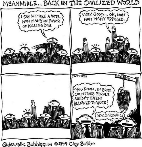 tyranny of the majority on Tumblr