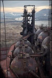 Steel Mill | Tumblr
