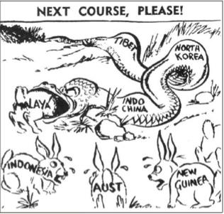 Australia's Involvement in the Vietnam War