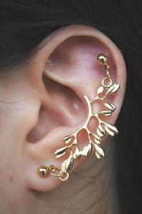 Cartilage-earring | Tumblr