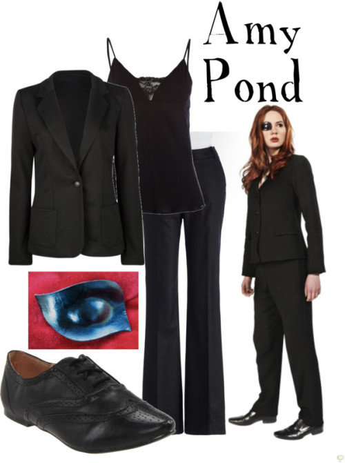 Amy Pond from The Wedding of River