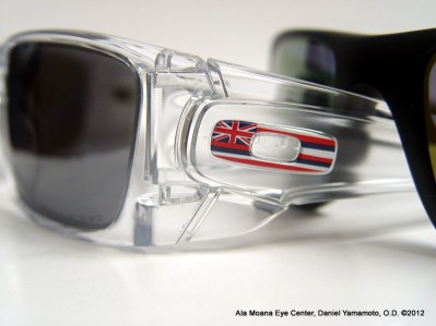 Oakley Fuelcell at Ala Moana Eye Center in Honolulu Hawaii