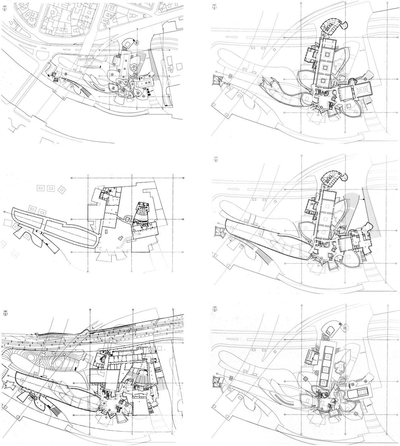 Alapiseira Plan 281 Guggenheim Museum