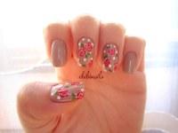 Chibi Nails, Back to girly nails