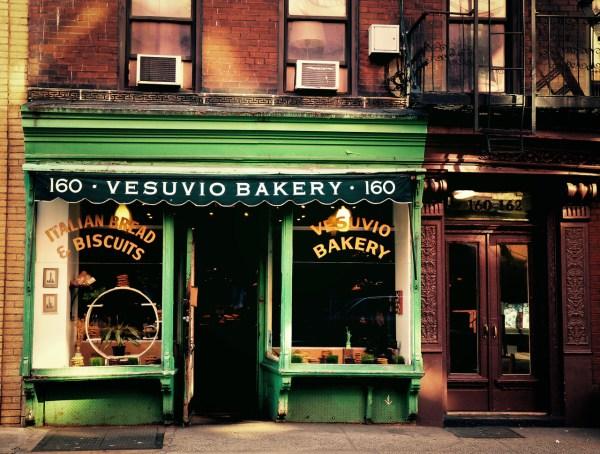 Vesuvio Bakery. Soho. York City . Ny Lens