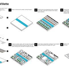 Oma Parc De La Villette Diagram Acura Tl Stereo Wiring T M Hector Create Your Own Style