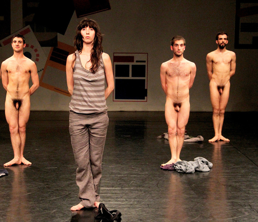 tumblr naked on stage