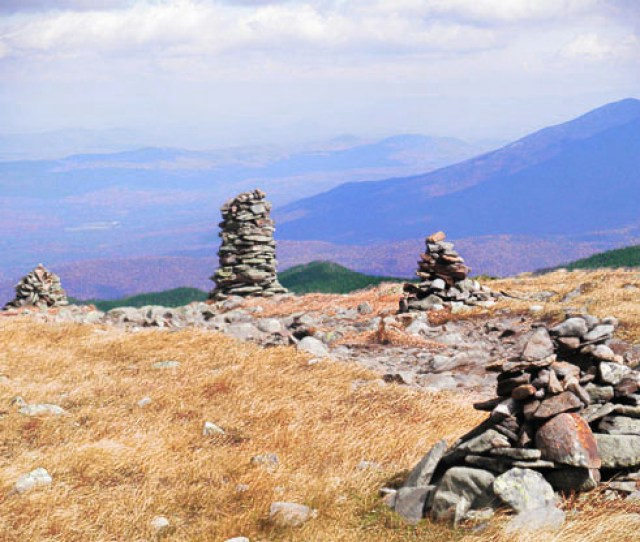Mount Moosilauke Benton Nh New Hampshire Summit White Mountains
