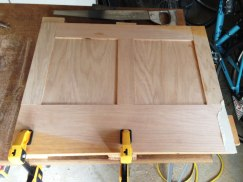 chair panel, ready for conversion