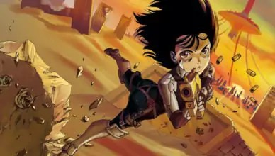 Battle Angel Alita Wallpaper