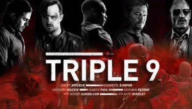 Wallpaper zum Film Triple 9
