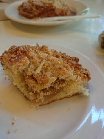Hazelnut brioche