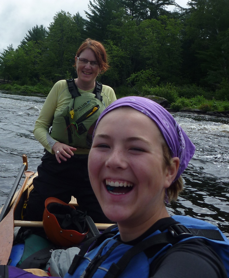 Whitewater Canoe Trip and Course for Venturers and 3rd year Scouts