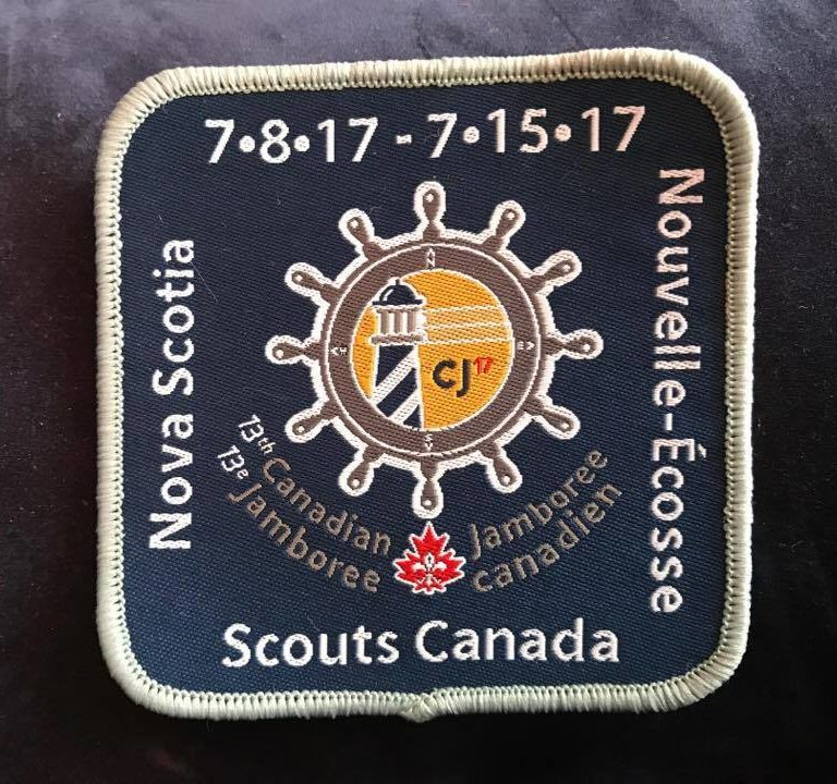 Sea Scouts at CJ'17