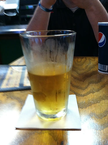 Beer Shots #1 - Austin, Texas Airport