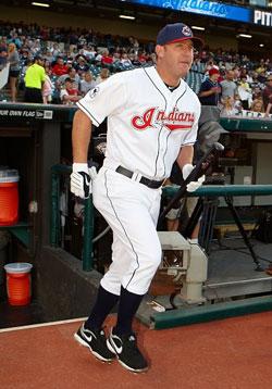 Jim Thome Retuns To Cleveland