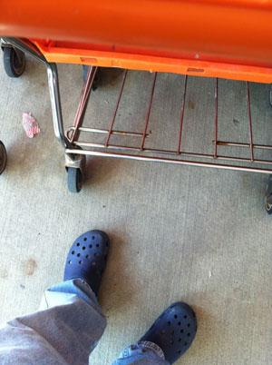 My Crocs At The Home Depot