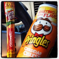 Pringles & Slim Jims