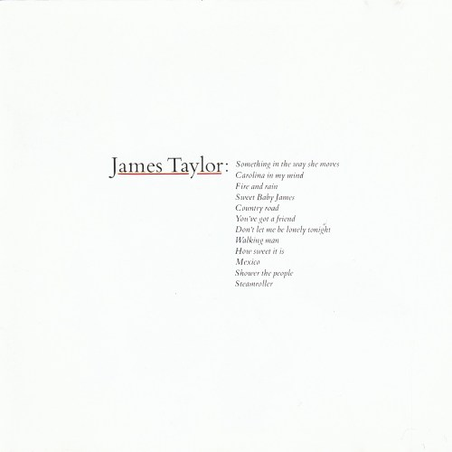 Greatest Hits – James Taylor