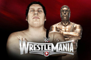 WrestleMania 31 - Andre The Giant Memorial Battle Royal