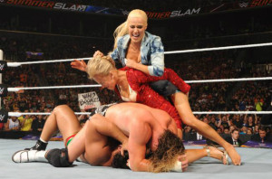 SummerSlam - Ziggler vs. Rusev