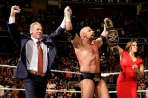 Royal Rumble 2016 - HHH Wins