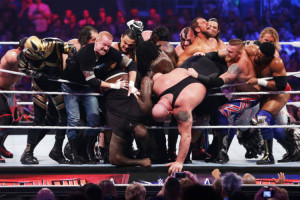 WrestleMania 32 - Battle Royal