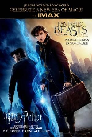 Harry Potter Week - IMAX