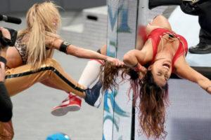 No Mercy (2016) - Nikki vs Carmella