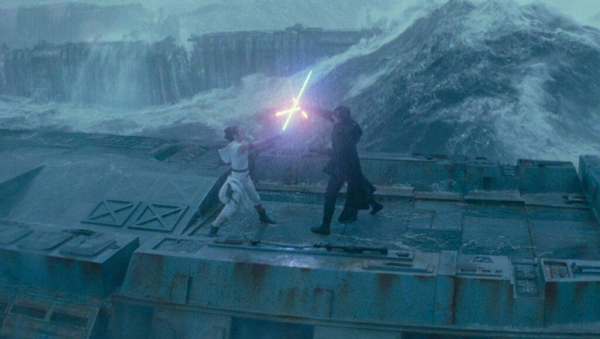 Rise of Skywalker Still