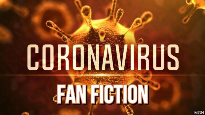 Coronovirus Fan Fiction