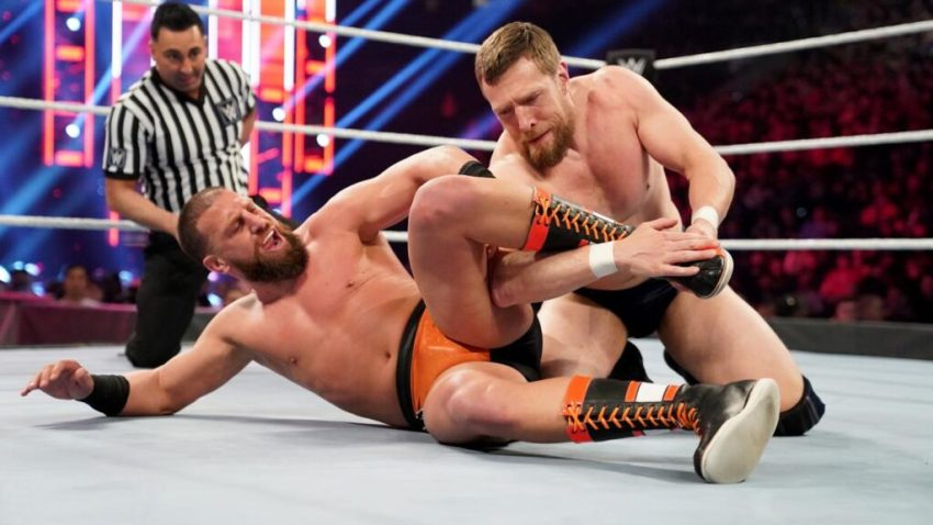 Elimination Chamber (2020) Bryan vs. Gulak