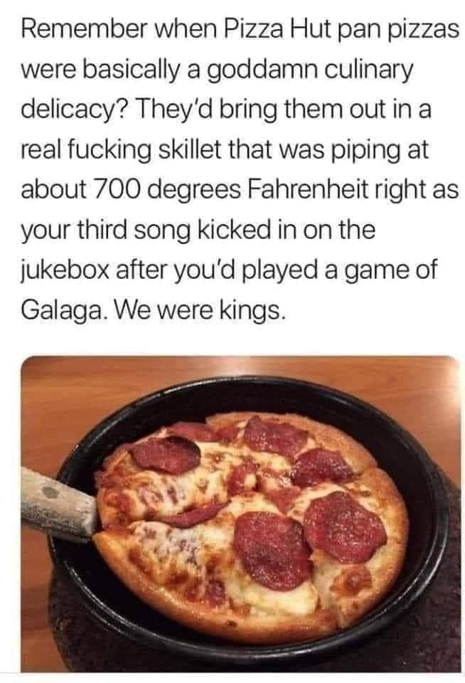 Pizza Hut - We Were Kings