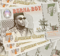 full Album: Burna Boy African Giant download