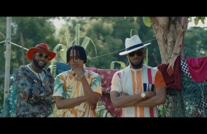 Video DJ Neptune Ojoro ft. D'Banj & Flash mp4 download.