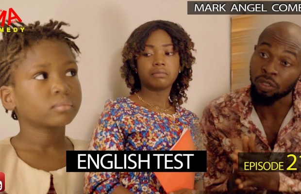 Mark Angel and Emanulla Comedy English Test