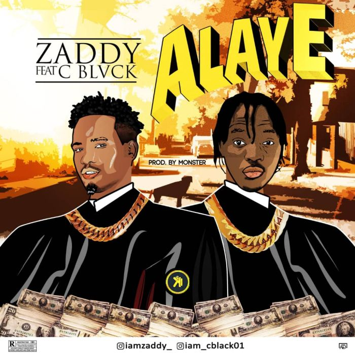 Zaddy Alaye featuring C Black mp3 download