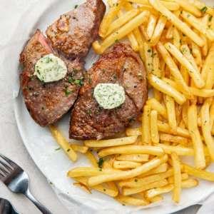 air fryer steak 6