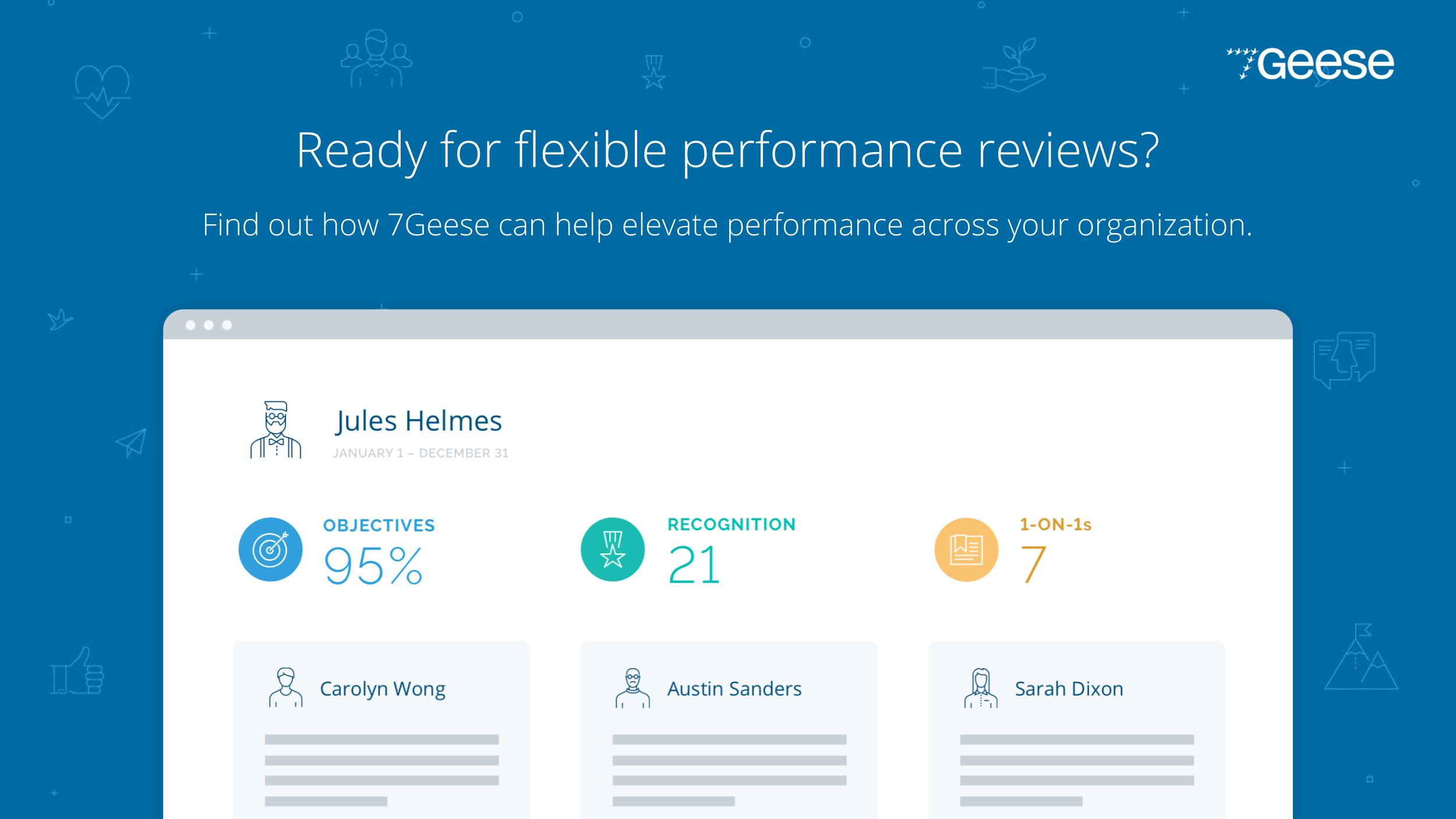 Performance Review Statistics