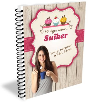 E-book 40 dagen zonder Suiker