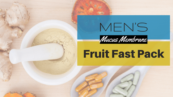 Fruit Fast Pack MEN