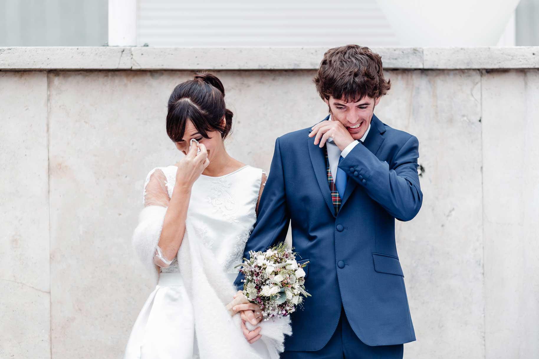 Fotografía de bodas en Navarra. Hotel 3 Reyes