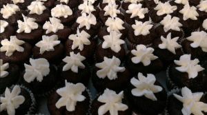 Better for You Bakery Mini Chocolate Cupcakes