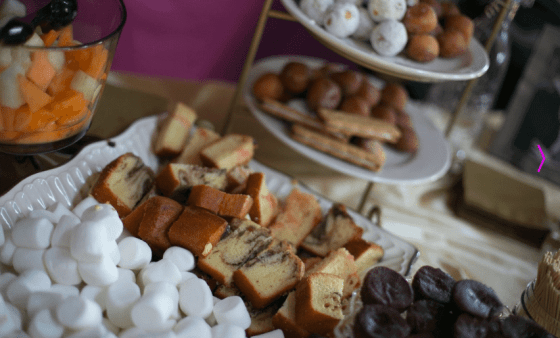 GoToGal Sweets Table