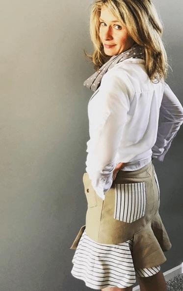 Melissa McNallan acting her age